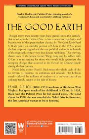 the good earth oprah s book club pearl s buck  the good earth oprah s book club pearl s buck 9780743272933 com books