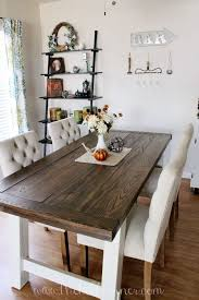 furniture dining room simple table  ideas about dining tables on pinterest farm tables rustic dining tabl