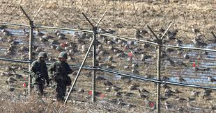 'Explosions' reported at North-South Korea border