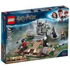 Купить конструктор <b>LEGO</b> Harry <b>Potter Возвращение</b> Лорда ...