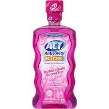 ACT Total Care Anticavity Fluoride Mouthwash Fresh Mint, 33.8 ...