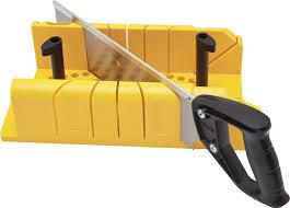 <b>Стусло</b> пластиковое с ножовкой <b>Stanley</b> 1-20-600