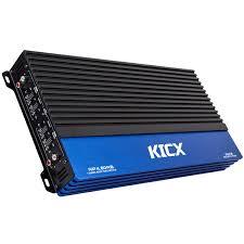 Купить <b>Автомобильный усилитель</b> (4 канала) <b>Kicx AP</b> 4.80AB в ...