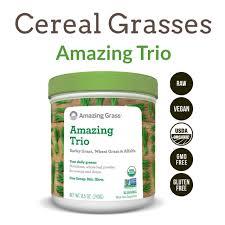 รวม Best Organic Green 3 ชนิด <b>Amazing Trio</b> Wheat grass , <b>Barley</b> ...
