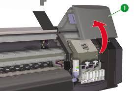 Принтеры серии HP Designjet 8000s