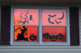 love halloween window decor: halloween window decoration ideas beautiful home design interior amazing ideas in halloween window decoration ideas furniture