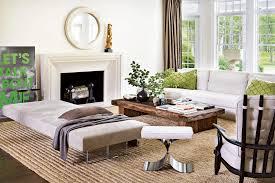 Jute Rug Living Room House Envy A House In The Hamptons Lark Amp Linen
