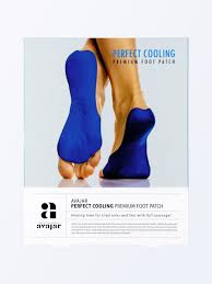 <b>Охлаждающие</b> детокс патчи для ступней <b>ног</b> Avajar 9133868 в ...