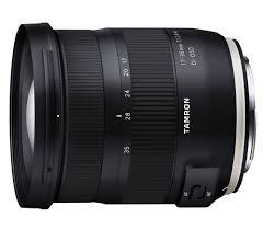 Анонс <b>Tamron 17</b>-<b>35mm F</b>/<b>2.8-4</b> Di OSD (A037) - новости, анонсы ...