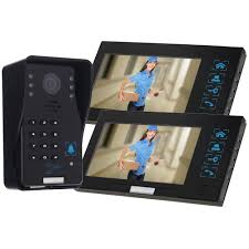 <b>Video Door</b> Phone Intercom