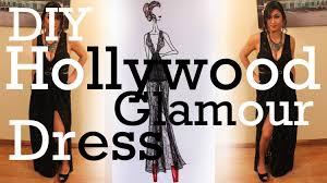hollywood glamour: diy hollywood glamour dress maxresdefault diy hollywood glamour dress