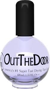 <b>INM Сушка</b>-<b>закрепитель</b> лака супербыстрая / Out The Door 68 мл ...