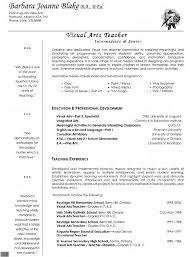 visual arts teacher resume professional visual arts teacher resume middot resume idesresume tempalatessample
