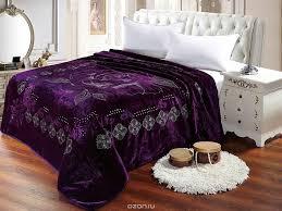 "<b>Плед Tango</b> ""<b>Scheherazade</b>"", цвет: фиолетовый, 200 х 220 см ..."
