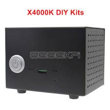 Geeekpi <b>Raspberry Pi</b> x4000k DIY Наборы HiFi аудио <b>Мини ПК</b> ...
