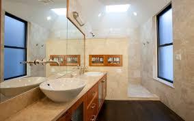 design walk shower designs:  marble modern bathroom with walk in shower