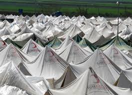 Risultati immagini per campo profughi turchia