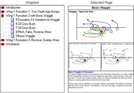 playbook software   create playbook   coach    s officeplaybook   chapters  pages