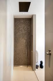 thermostatic brand bathroom: modern rain shower set trimless rain shower in stainless steel cocoon mono complete set