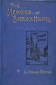 The <b>Memoirs</b> of Sherlock Holmes - Wikipedia