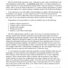 expository essay examples for th grade general writing tips     how to write expository essay examples samples of expository essay examples topic x