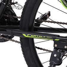 <b>1Pc Bicycle</b> Frame Chain Protector Mountain <b>Bike Front Fork</b> ...