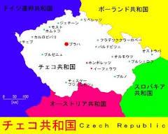 「チェコスロバキア・プラハ地図」の画像検索結果