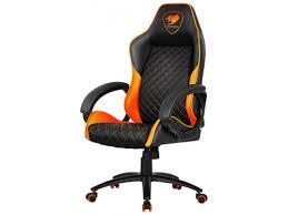 Купить <b>игровое компьютерное кресло Cougar</b> Fusion - black ...