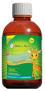 Mother's Select Infant Liquid <b>Calcium</b> and Magnesium, Highly ...