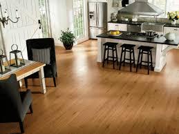 bamboo floor kitchen