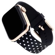 Dabney Lee Apple Watch 38/40mm <b>silicone replacement band</b> ...