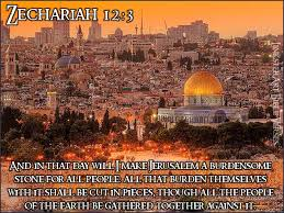 Image result for Zechariah 12: 2-3