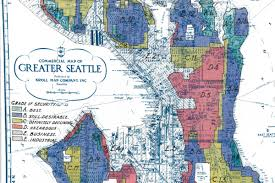 reliving seattle s redlining roots through great depression maps as seattle and many other american cities themselves in the midst of a demographic gentrification shift it s important to look back at the way