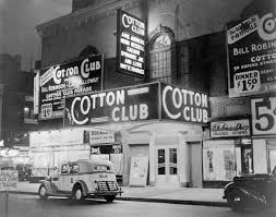 the harlem renaissance louis armstrong cotton club