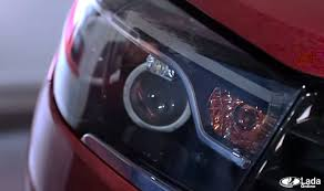 <b>Светодиодная</b> оптика или <b>LED фары</b> из Барнаула для Lada Vesta