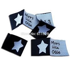 <b>Free shipping custom clothing</b> loop fold center fold tags/woven ...