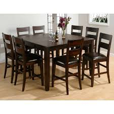 8 Chair Dining Room Set Dining Table With Chairs And Simple Square Solid Wood Tables