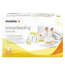 <b>Medela набор</b> кормящей мамы <b>Starter Kit</b>: 008.0378/008.0476, 2 ...