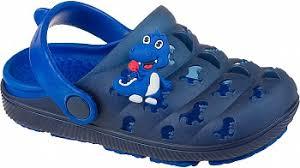 <b>Кроксы MURSU</b> 208027 синий