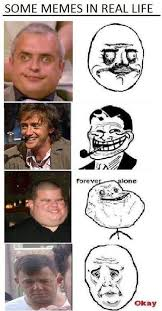 Meme Faces In Real Life - meme faces in real life pictures related ... via Relatably.com