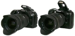 <b>Nikon</b> D100, Canon EOS D60 и <b>объектив SIGMA</b> (24-70 мм F:2,8 ...