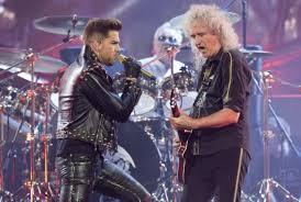 Resultado de imagem para Adam Lambert e freddie mercury