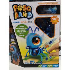 Купить интерактивную игрушку <b>1TOY</b> Игрушка РобоЛайф Муравей