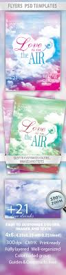 love is in the air flyer styleflyers great news we represent you one of the most r tic and cute flyer love is in the air flyer