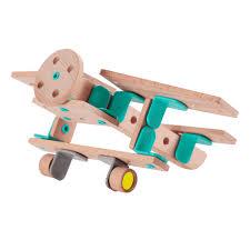 <b>Деревянный конструктор Classic World</b> Самолет - купить в ...