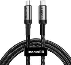 USB C to USB C 3.1 Gen 2 Cable (3.3ft), Baseus 10 ... - Amazon.com