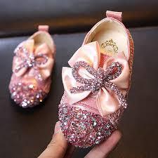 Online Shop <b>ULKNN new girls</b> leather shoes round head baby ...