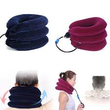 <b>Air Inflatable Neck</b> Traction Cervical Neck Traction Device ...