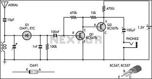 radio receiver circuit diagram ireleast info am radio circuit rf circuits next gr wiring circuit