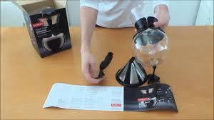 <b>Кофейник</b> с фильтром Bodum <b>Pour Over</b> - YouTube